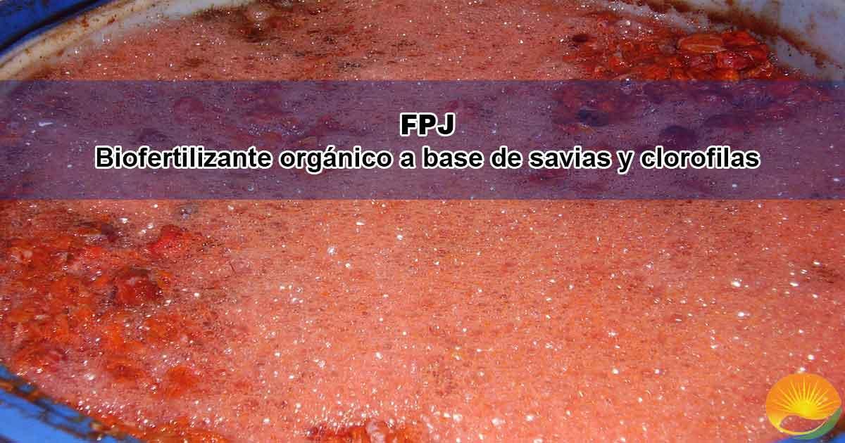 FPJ Biofertilizante