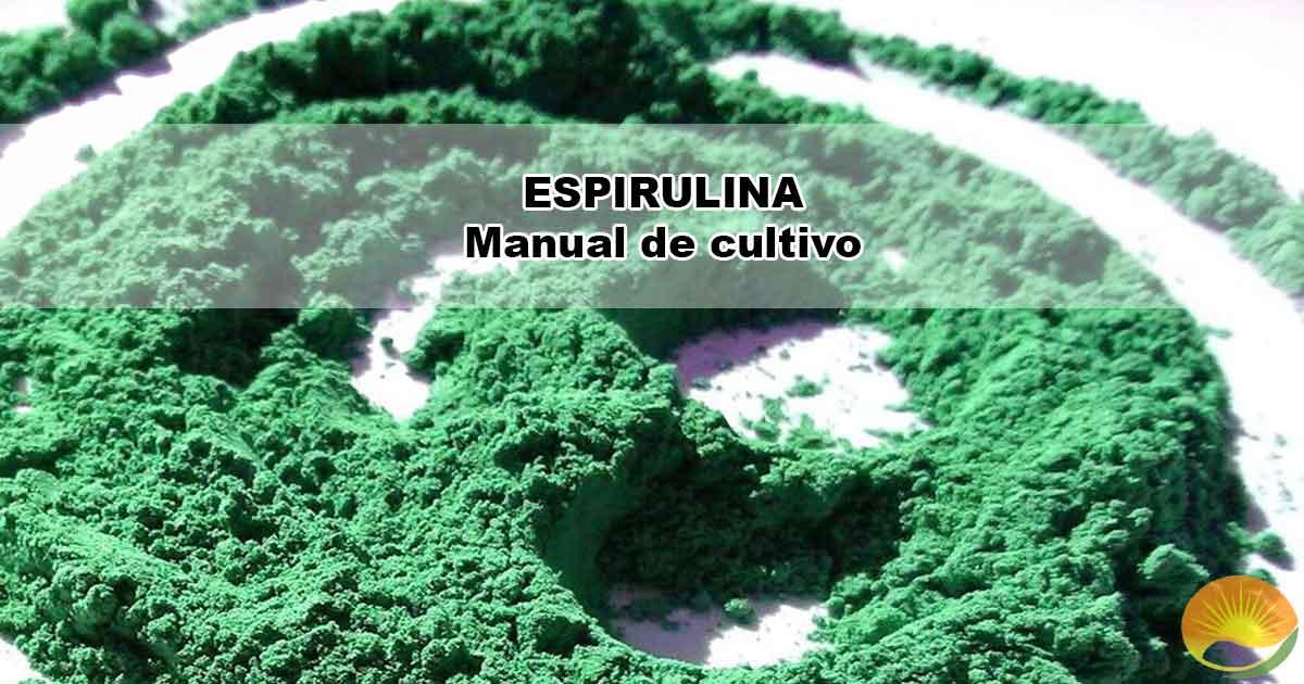 Manual práctico de Espirulina
