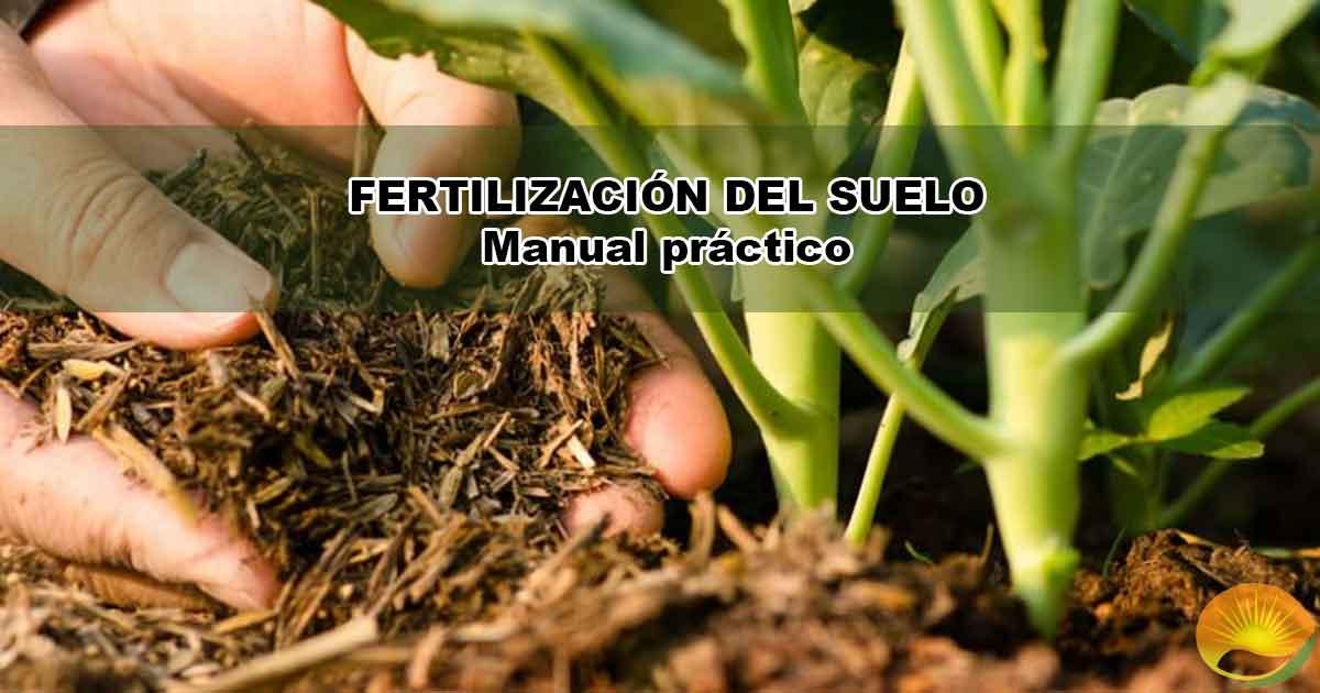 Fertilizacion del suelo