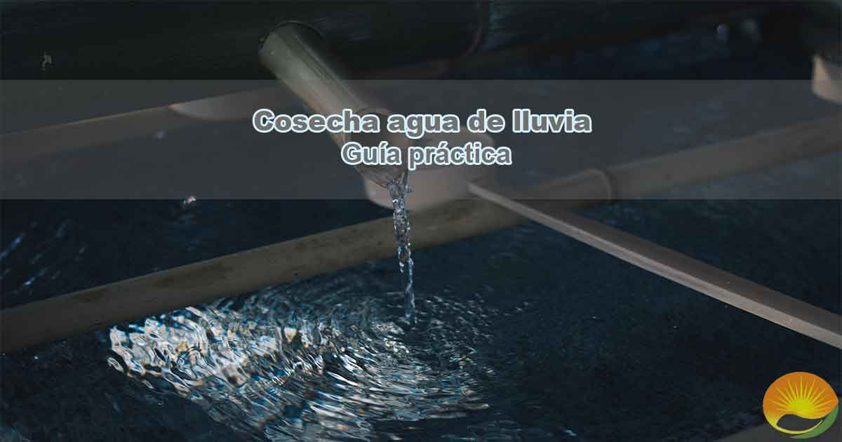 Cosecha de agua