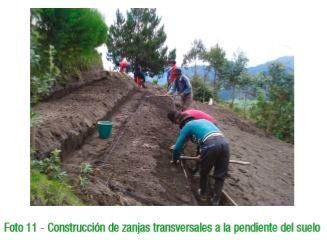 Conservación Del Suelo Agrícola Control De Erosión