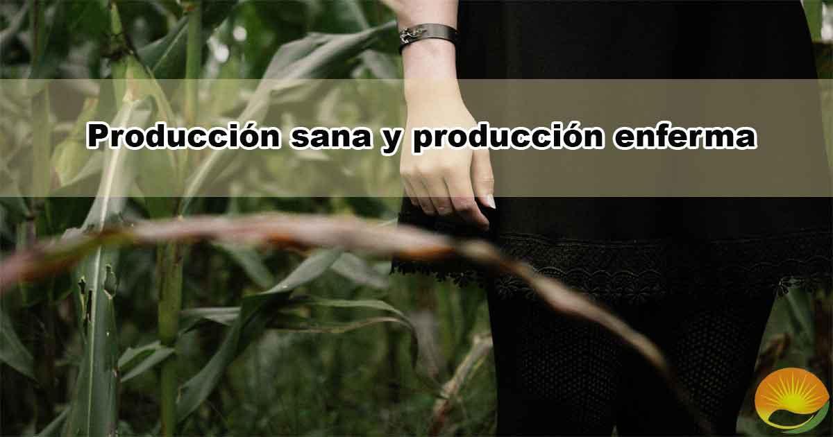 Producción sana