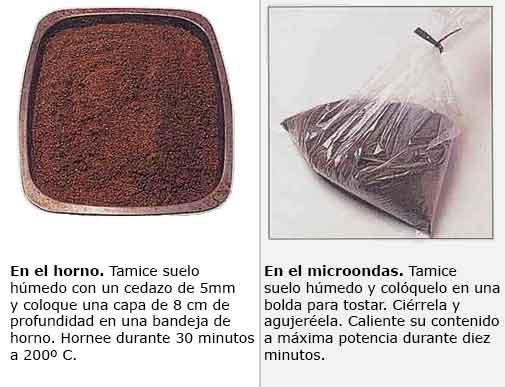 Esterilización de suelos