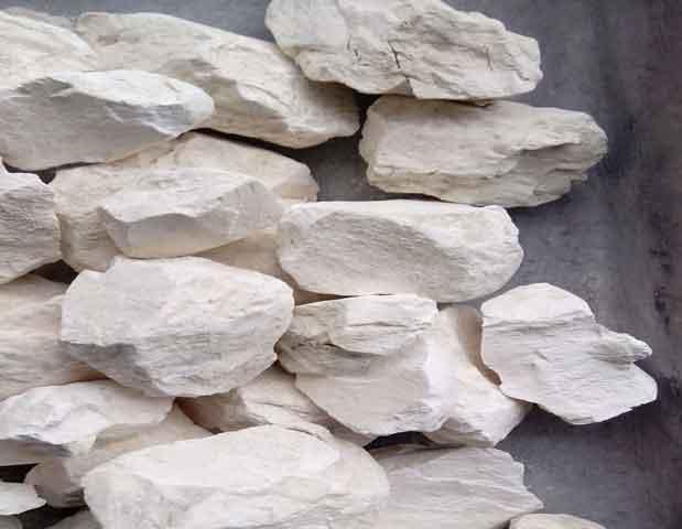 Piedras de hidróxido de calcio