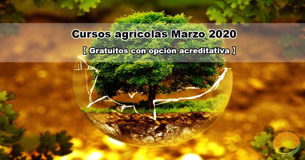 Cursos agrícolas