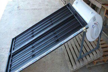 Calentador solar 1
